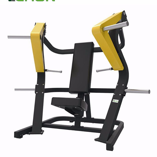 Fitness equipment factory sit down oblique chest trainer commercial fitness equipment factory shandong fitness equipment strength equipment
