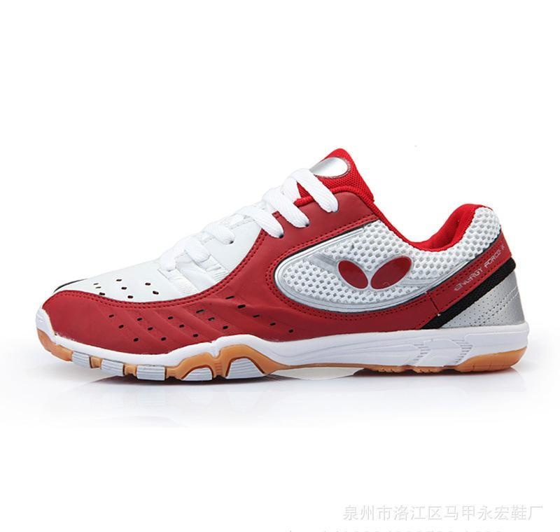 Wholesale direct selling of authentic Butterfly /Butterfly men and women table tennis shoes wholesale sports shoes rubber sole