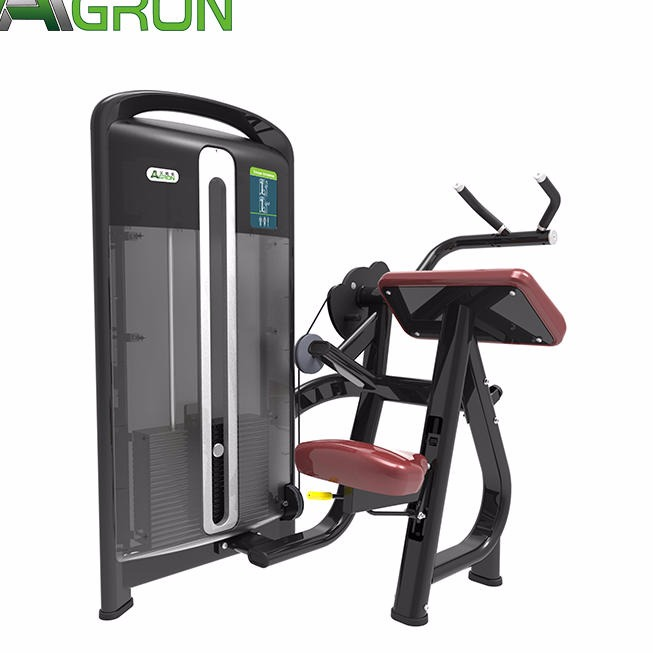 Sitting triceps trainer commercial fitness equipment manufacturers fitness equipment strength equipment indoor fitness equipment