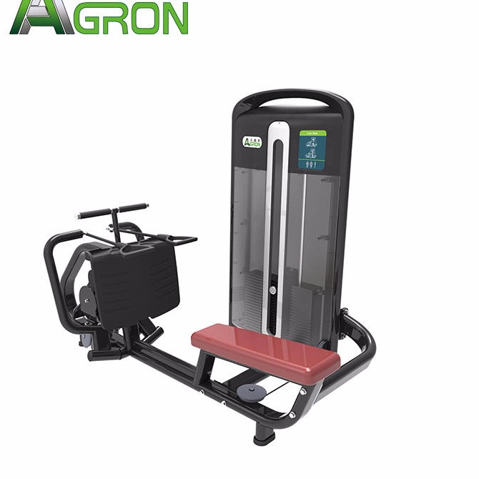Fitness apparatus strength apparatus commercial fitness apparatus shandong fitness apparatus sit type low pull back muscle trainer