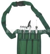 4pcs园林工具套装包含600D牛津布园林工具包笔杠园林工具工厂直销