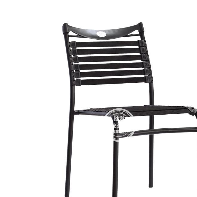 橡皮筋椅子弓形电脑椅简约会议培训椅子家用椅餐椅子厂家批发