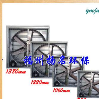 供应江苏湖北厂房通风降温风机排风设备1060方形负压排风扇抽风机