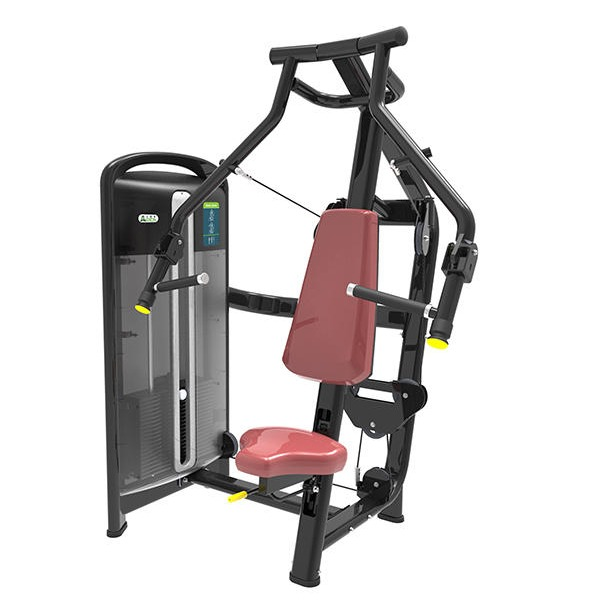 Commercial fitness equipment manufacturers fitness equipment strength equipment indoor fitness equipment sit-down two-way chest push trainer