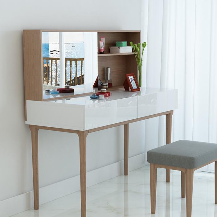 凯落依蒙 梳妆台 时尚北欧创意化妆桌