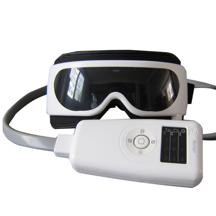新款电动眼部按摩仪 防近视护眼器 USB按摩器 去黑眼圈 去除眼袋