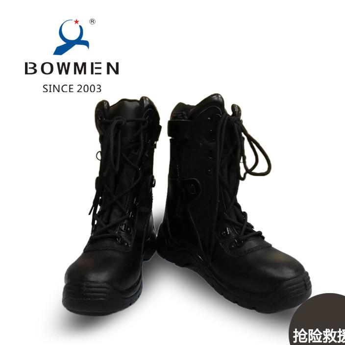 品质直供电焊劳保鞋 森林防火防护靴 正品包邮防砸防刺穿劳保鞋