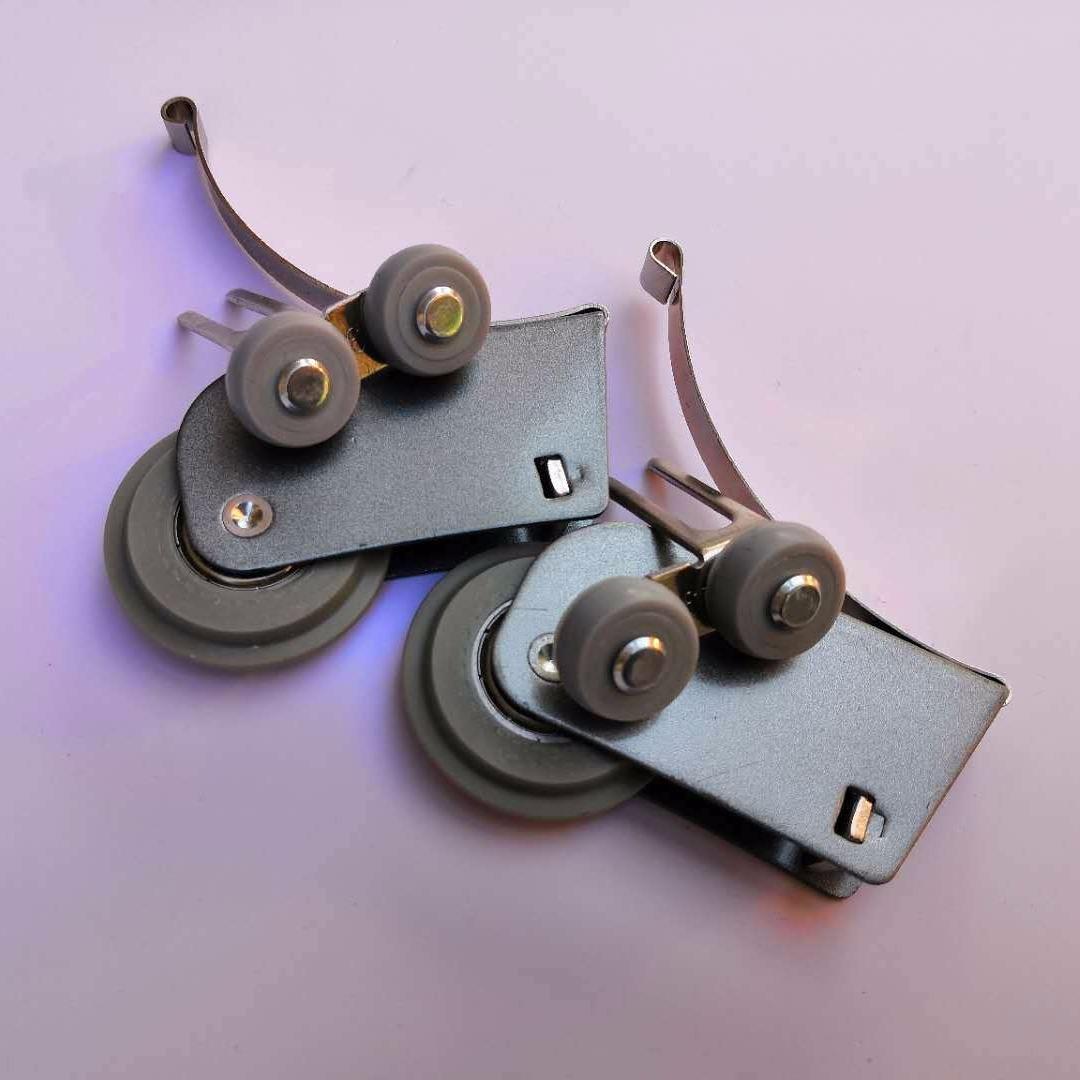 固装师627A移门滑轮 用于家居移门/衣柜趟门/衣柜移门