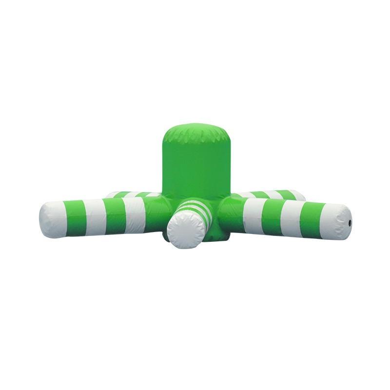 厂家直销 充气水上浮具  水上漂浮物 水上道具 可移动水上乐园水上漂浮物八爪蹲