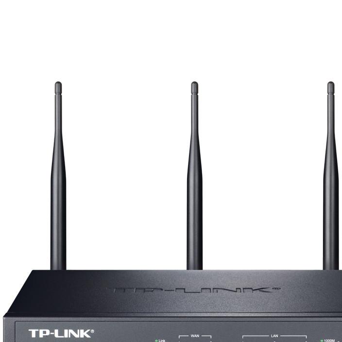 TP-LINK TL-WVR450G 8口千兆无线路由企业级路由器 双wan口路由器