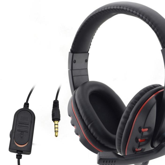 PS4豪华大耳机 豪华PS4有线耳机 麦克风 豪华PS4耳机