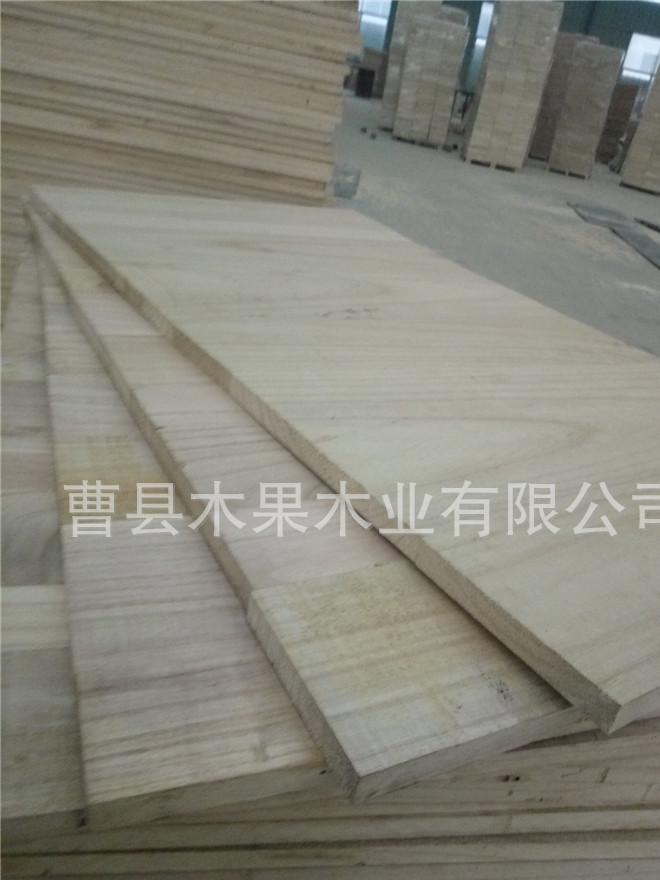 厂家直销优质桐木板材 实木家具装修板材 棺木板材 木材批发