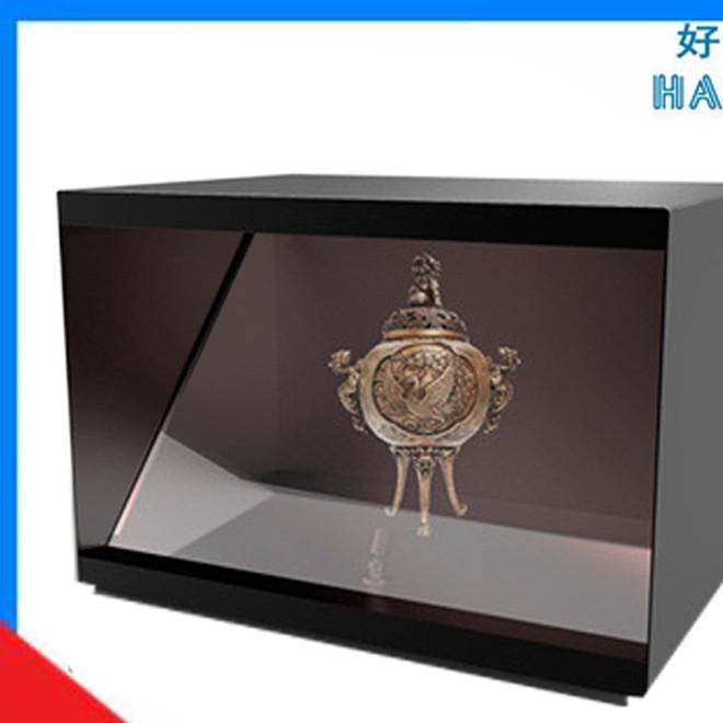 3d全息投影设备180度单面全息幻影成像玻璃32寸桌面式展示有现货