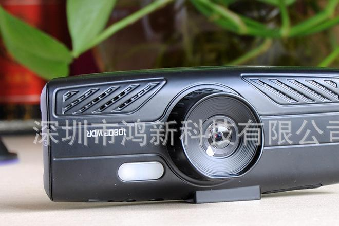 AT800 wide Angle hd night vision dashcam 1080P combined hd night vision dashcam