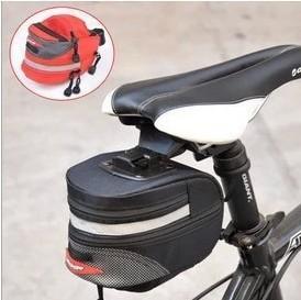 骑行包后座包捷安特自行车尾包车座可扩展工具包