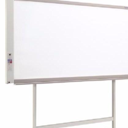 广州普乐士C-20W智能电子白板 带网络功能