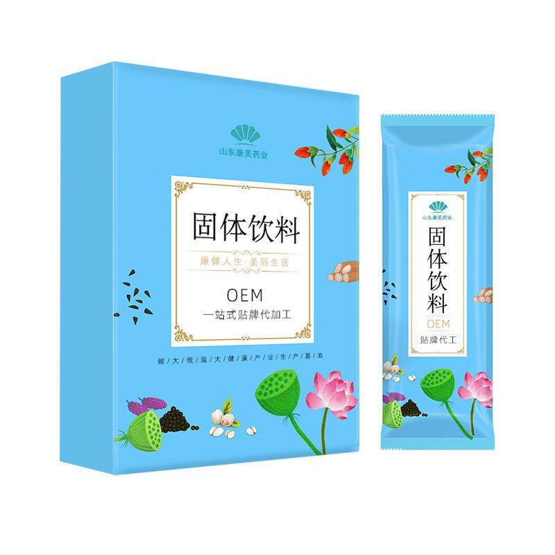 红糖姜茶oem代加工  速溶姜茶 姜母汤 固体饮料oem 食品加工定制 山东康美