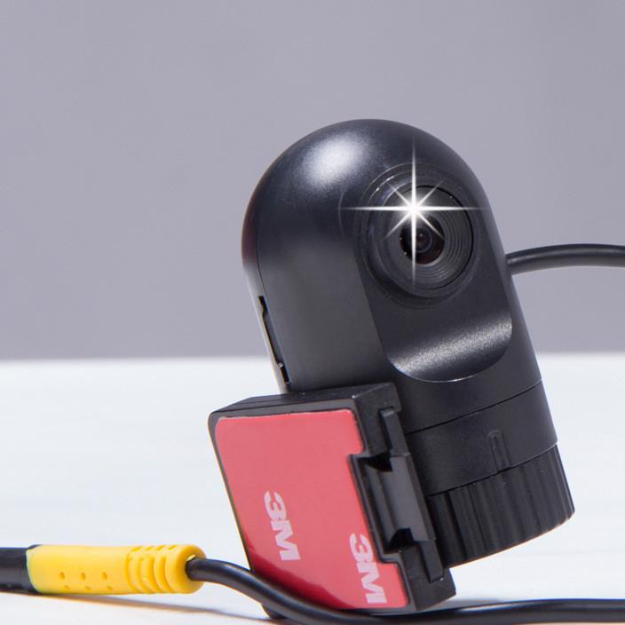 行车记录仪头迷你车载导航记录仪后视镜行车记录仪 专车专用