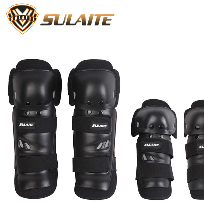 SULAITE 超坚固外壳骑士护具 抗震户外运动护具 竞赛护具护肘 护