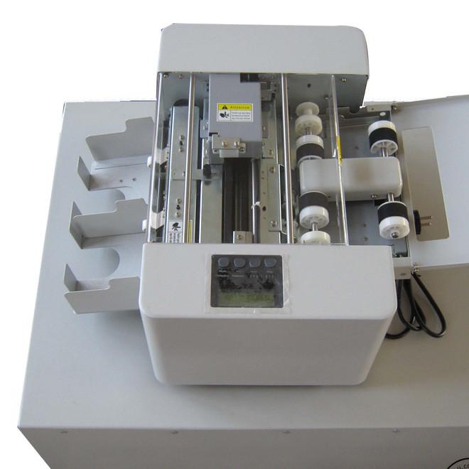 DS-SSA-001-X新款A4带铁箱名片切卡机