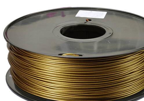 厂家直销0.5KG装红铜3D打印耗材青铜3D打印耗材金属复合3D耗材