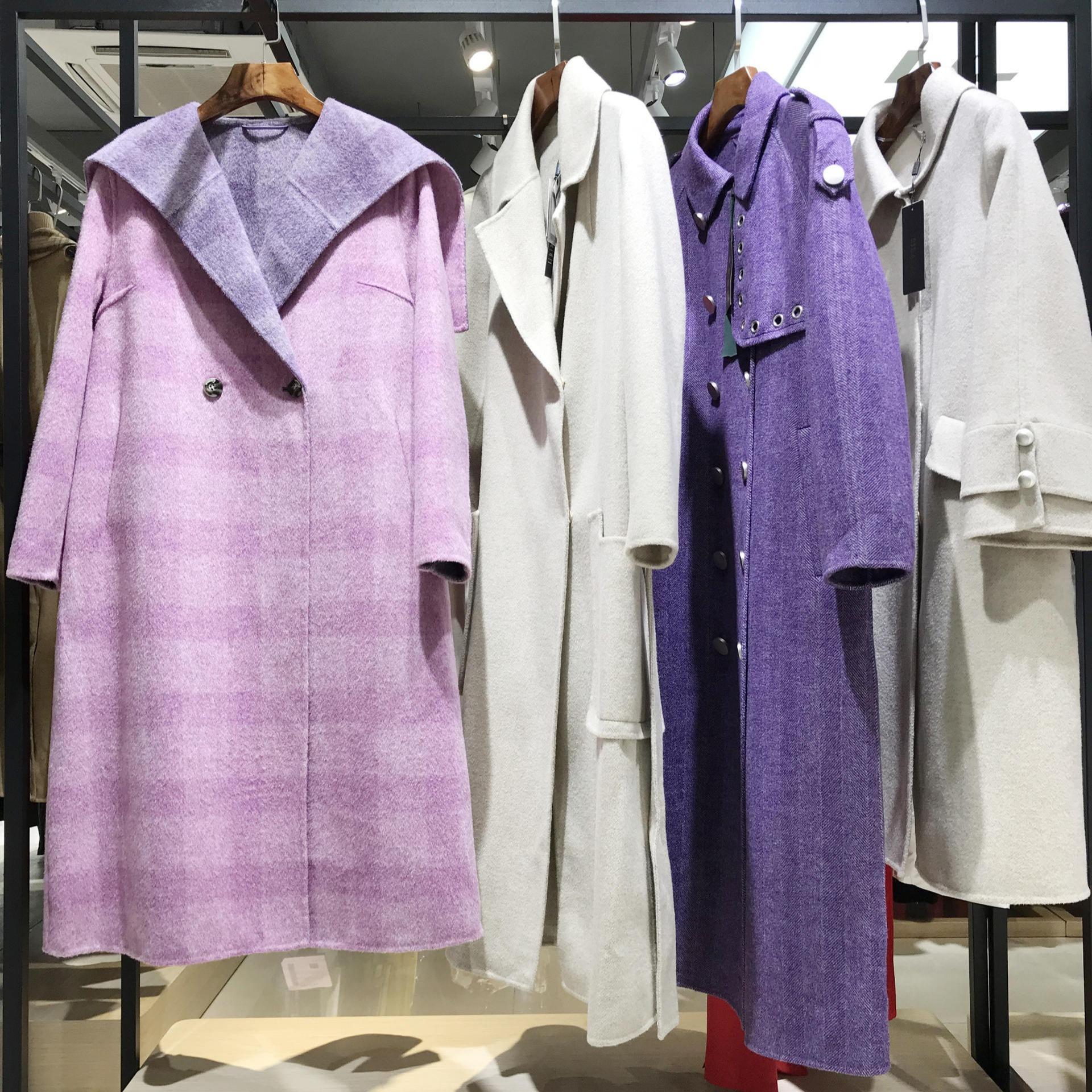Guizhou zunyi brand discount women's clothing primary source of goods channel counter season women's clothing popular goods guangzhou genfan four seasons women's clothing supply