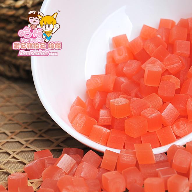 批发宠物零食  哈格草莓/原味奶酪齿颗粒仓鼠零食 100g