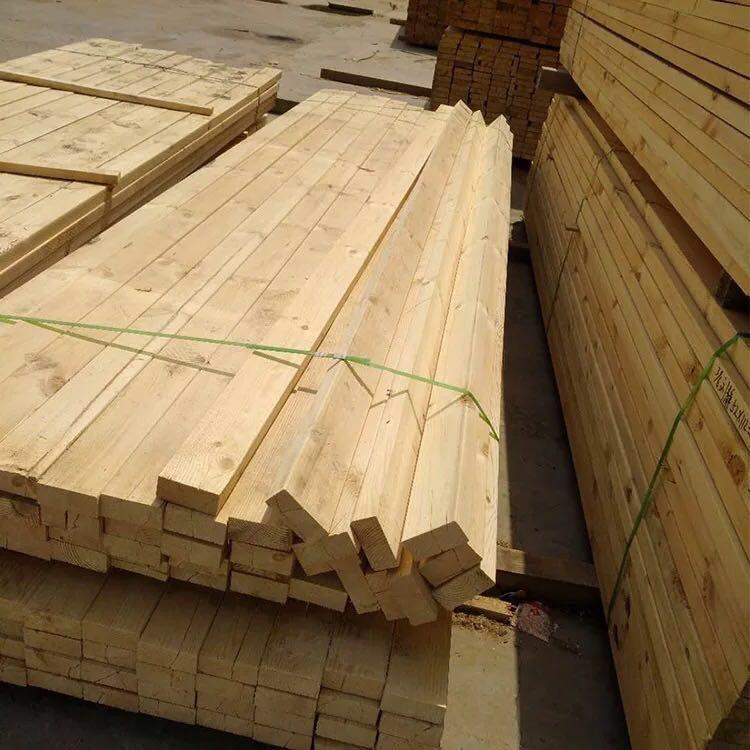 碳化木墙板 实木龙骨 木条 实木板材 室外防腐木桑拿板 防腐木护墙板定做
